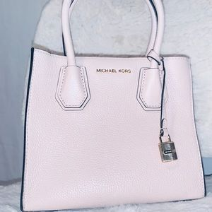 Pink mini Mk bag